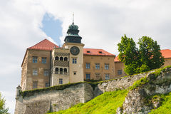 Castle Pieskowa Skala, Poland Royalty Free Stock Images