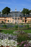Castle in Pillnitz Stock Photo