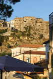 Castle in Pizzo, Italy, Calabria Stock Image