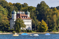Castle Pocci Στοκ φωτογραφία με δικαίωμα ελεύθερης χρήσης