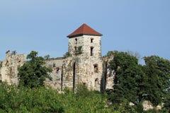 Castle in Poland Stock Photos