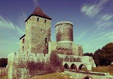 Castle in Poland Royalty Free Stock Photos