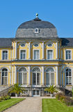 Castle Poppelsdorf. Completed in 1753 by Clemens August, in the center of Bonn, Germany Royalty Free Stock Photos