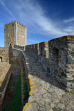 Castle, Portugal Royalty Free Stock Images