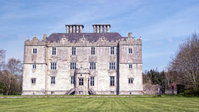 Castle in Portumna Royalty Free Stock Photography