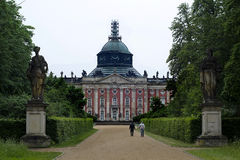 Castle of Potsdam, Germany Royalty Free Stock Images