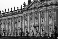 Castle of Potsdam, Germany Royalty Free Stock Image