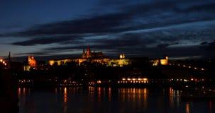 Castle in Praha Royalty Free Stock Photo