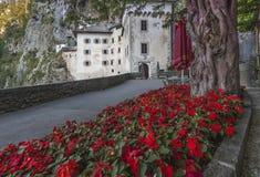 Castle Predjama, Σλοβενία Στοκ εικόνες με δικαίωμα ελεύθερης χρήσης