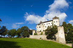 Castle of Presule Royalty Free Stock Images