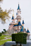 Castle princesses at Eurodisney. Castle princesses at Disneyland Park near Paris Royalty Free Stock Photos