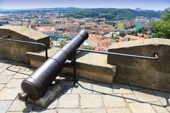 Castle and prison Spilberk Royalty Free Stock Photography