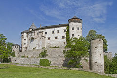 Castle Proesels Stock Image