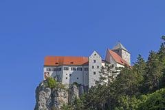 Castle Prunn Royalty Free Stock Photo