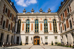 Castle in Pszczyna Royalty Free Stock Image