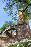 Castle Pulvertum Jena Stock Images