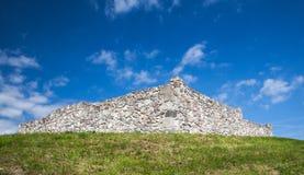 Castle Pusty hrad, Slovakia Stock Photo