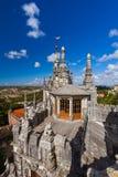 Castle Quinta da Regaleira - Sintra Portugal Stock Photos