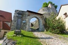 Castle Rabi Royalty Free Stock Image