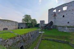 Castle Rabi Royalty Free Stock Photo