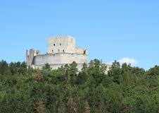 Castle Rabi Stock Photos