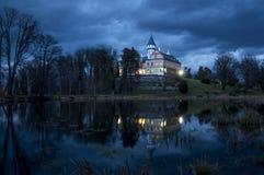 Castle Radun στοκ εικόνες