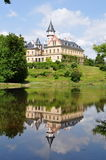 Castle Radun in Czech republic Stock Photo