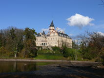 Castle Radun (Raduň) Stock Photo