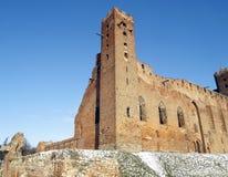 Castle in Radzyn Chelminski Royalty Free Stock Image