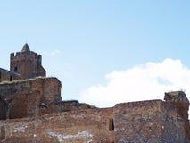 Castle in Radzyn Chelminski Royalty Free Stock Photo