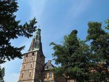 Castle Raesfeld Royalty Free Stock Image