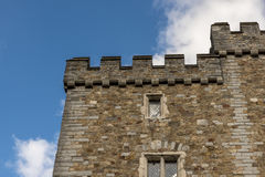 Castle ramparts Royalty Free Stock Photography