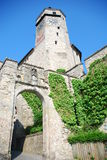 Castle in Rapperswil royalty free stock image