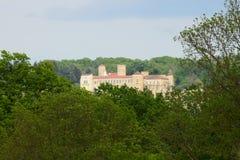 Castle  of ravel Royalty Free Stock Image