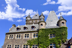 Castle Reichsburg Stock Photos