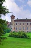 Castle of Rezzanello. Emilia-Romagna. Italy. Stock Image