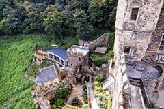 Castle Rheinstein stock photography