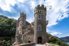 Free Castle Rheinstein Stock Photography - 32451942