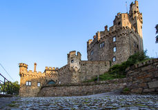 Castle Rheinstein Stock Photography