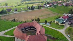 Castle Ribnik στην Κροατία φιλμ μικρού μήκους