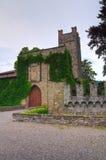 Castle of Riva. Ponte dell'Olio. Emilia-Romagna. Italy. Royalty Free Stock Image