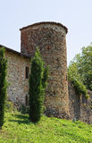 Castle of Rivalta. Emilia-Romagna. Italy. Royalty Free Stock Photography