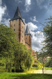 The castle of Rochlitz Royalty Free Stock Photography