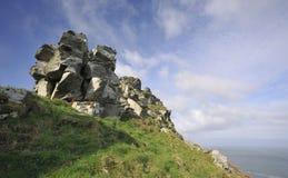 Castle Rock imágenes de archivo libres de regalías