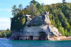Castle Rock Imagenes de archivo