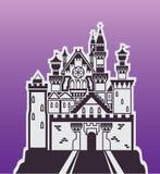 Castle Rock 免版税库存图片