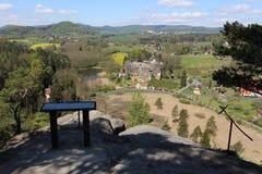 Castle Rock Imagen de archivo libre de regalías