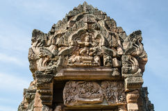 The Castle Rock Phanom Stock Images