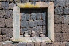 The Castle Rock Phanom Stock Photo