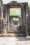 Castle Rock Phimai Stock Image